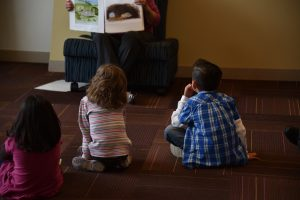 Family Storytime @ Lomira QuadGraphics Community Library