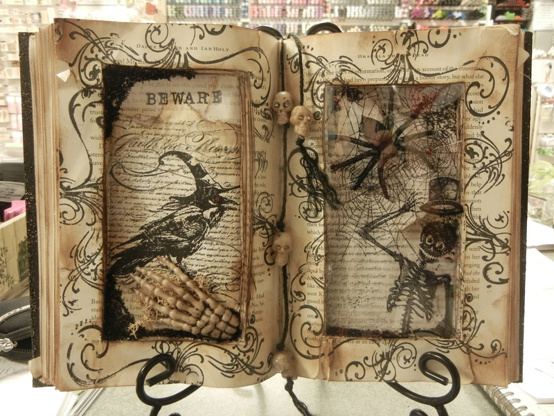 Altered Book Ideas For Kids