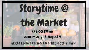 Storytime at the Market