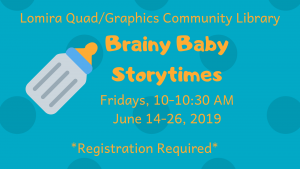Brainy Baby Storytimes