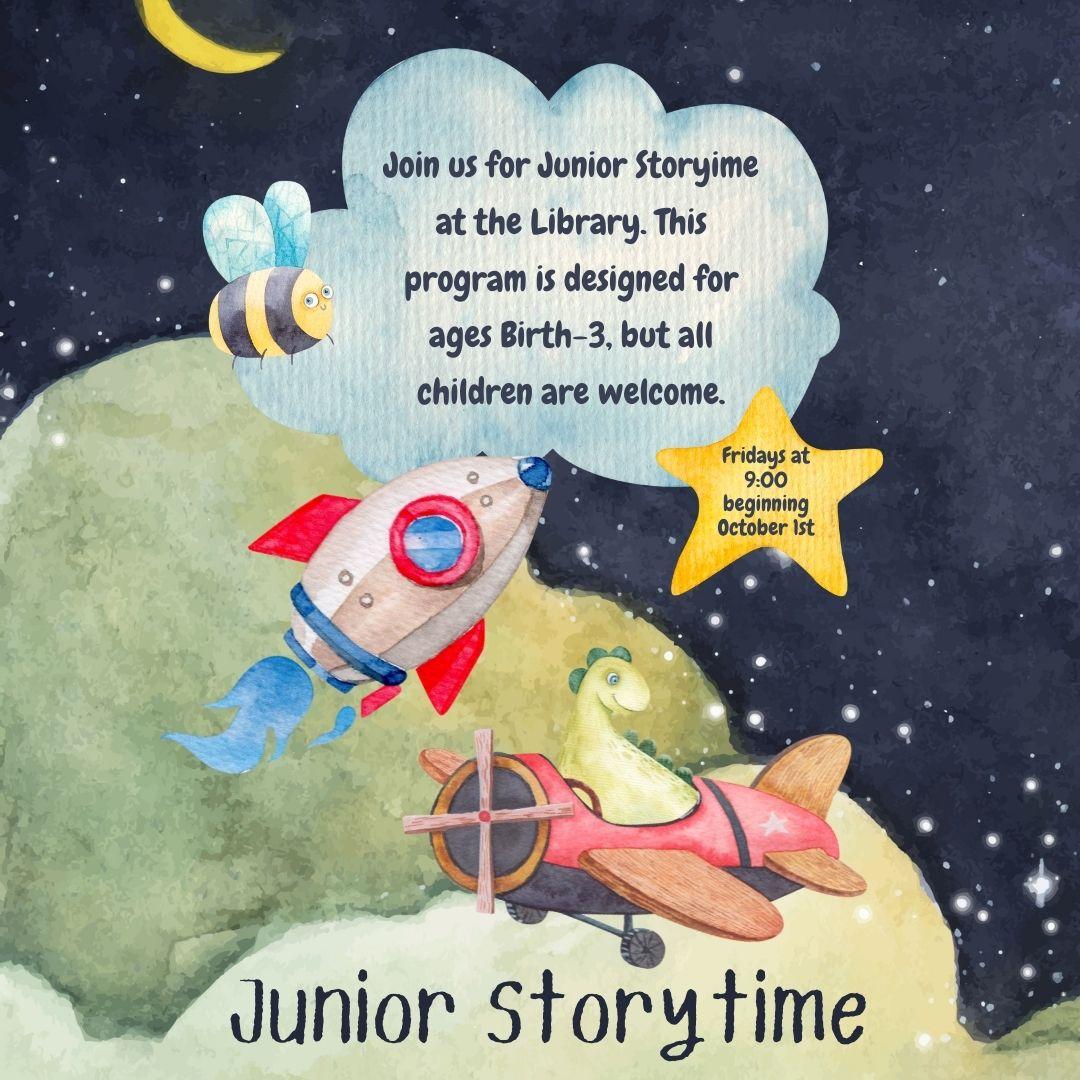 Junior Storytime